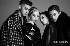 KARD shows off their charisma in the third set of teaser photos for 'Red Moon' French Montana, K Pop, Fandom, Mamamoo, Kard Bm, Wallpaper Fofos, Dancehall, Joker, Dsp Media
