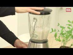 Opskrift til fase 1 i Dukan Kuren: Morgenmads-smoothie - YouTube