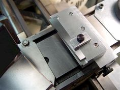 9x20 Lathe Compound Bracket & Angle Plate Jig