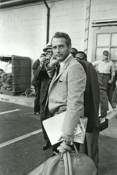 Epitome of cool/ Paul Newman