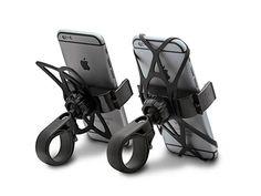 Aduro® U-GRIP PLUS Universal Bike/Motorcycle Handlebar, Roll Bar Mount, and GPS Holder (Black)