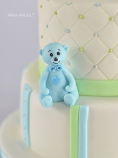 Taufe cake