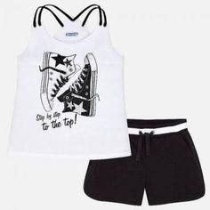 Moda Online, Crop Tops, Tank Tops, Shorts, Queen, Collections, Girls, Fashion, Black Girls