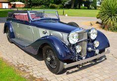 1934 Alvis 4.3-Litre Drophead Coupé  Coachwork by Abbey. Chassis no. 14298