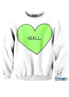 <3 Niall sweatshirt