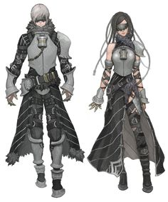 Crafted Plate Armor from Aion