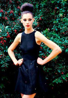 Eva Dress by Denise SL Spalk - SOLD OUT