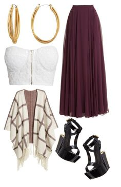"""Untitled #225"" by ashley-lanette-hays on Polyvore featuring Diane Von Furstenberg, Halston Heritage, NLY Trend, Giuseppe Zanotti and H&M"