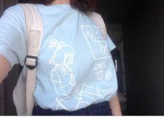 Aesthetic Blue Shirt - Shop for Aesthetic Blue Shirt on Wheretoget