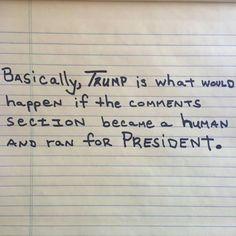 How Trump happened