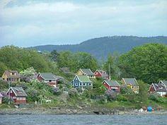 Noruega, Paisaje, Fiordo, Escénico