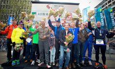20 maal Rotterdam Marathon