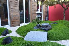 Avant-après : une terrasse transformée en jardin japonais ...