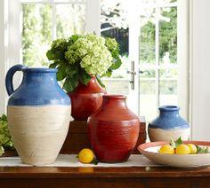 Lakeside Vases, Pitchers & Bowls   Pottery Barn Australia