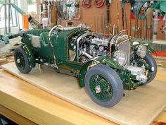 Model of a Blower Bentley Bentley Blower, Bentley Car, Metal Models, Scale Models, Bentley Motors, Microcar, Automobile, Plastic Model Cars, Model Maker