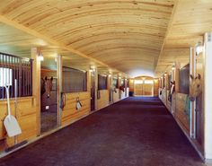 luxury horse stables | ... horse stable on the planet, what lucky ponies to reside in such luxury
