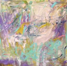 behind the picture: Kerri Rosenthal Abstracts