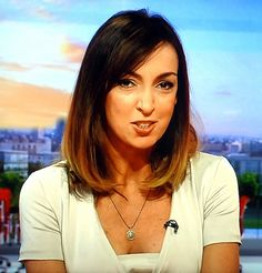 Tv Presenters, Bbc News, Real People, Sally, Presents, Weather, Colour, Image, Nice