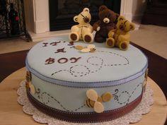 pinterest baby shower bear theme for boys | bear themed baby shower