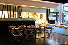 99 Gaia Restaurant Radisson Blu Frankfurt