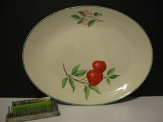 Vintage homer Laughlin rhythm apple by katietwoshoesvintage, $28.00
