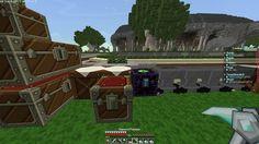 Minecraft nel server LuckyCraft #3