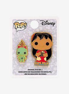 Disney Lilo & Stitch Lilo & Scrump Pin Set - Informations About Funko Pop! Disney Lilo & Stitch Lilo & Scrump Pin Set Pin You can easily use my - Walt Disney, Disney Cute, Disney Pop, Cute Disney Stuff, Disney Pins Sets, Disney Trading Pins, Disney Souvenirs, Disney Trips, Lilo Stitch