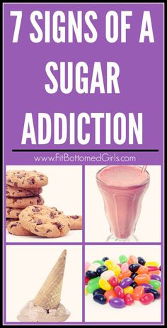 The 7 Signs of Sugar Addiction: Part 1