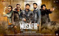 Black Roz Entertainment Present Musafir 2020 Music Production Companies, 2020 Movies, Cinema, Entertainment, Film, Movie Posters, Black, Movie, Movies