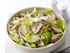 Spring Chicken Salad Recipe : Food Network Kitchen : Food Network - FoodNetwork.com