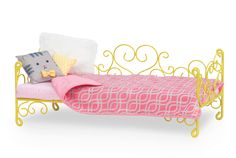 Scrollwork Bed | Our Generation Dolls
