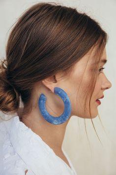Kennedy Earring - Periwinkle