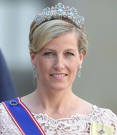 The hair and make-up looks from the Swedish royal wedding - Photo 1 | Celebrity news in hellomagazine.com