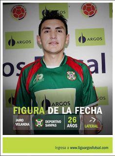 La figura de la segunda fecha viene de Tunja, Boyacá. #FútbolRevolucionado