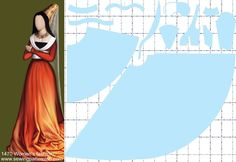 haute couture fashion Archives - Best Fashion Tips Costume Patterns, Dress Patterns, Sewing Patterns, Historical Costume, Historical Clothing, Tool Design, E Design, Renaissance Garb, Barbie Costume