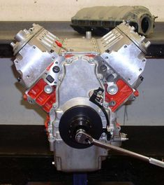 Golen High Performance Engines lays out the basics of an LSX rebuild and gives us tips. Lmc Truck, Chevy Trucks, Ls1 Engine, Truck Engine, Ls Engine Swap, Chevy Motors, Crate Motors, Car Workshop, Truck Repair