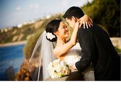 A picture-perfect bride and groom: by W Photography, San Francisco
