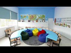 O sală de clasă ca acasă pentru elevii unui sat din Ialomiţa - YouTube Bean Bag Chair, Kids Rugs, Contemporary, Youtube, Furniture, Home Decor, Homemade Home Decor, Kid Friendly Rugs, Bean Bag Chairs