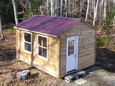 New amish tiny house 12 X 16 PRICE $12,500.1 br, 1 bath I am offering a New Amish built 12' X 16' tiny house, portable cottage, gorgeous studio, guest house or whatever you want to use it for. At nearly 200 square feet this home is larger than most tiny houses but built on skids and ready to deliver (delivery and escort service extra) by truck to your location. Take a look at the pictures and youtube video https://www.youtube.com/watch?v=a1GetzvtFKQ!