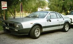 Lanica Monte Carlo. This is what a real car should look like.