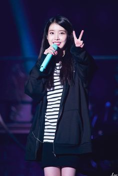 "IU 181028 Debut Anniversary Tour Concert ""dlwlrma"" in Busan Korean Model, Korean Singer, Korean Actresses, Actors & Actresses, Warner Music, Celebs, Celebrities, Sweet Girls, Bae Suzy"