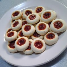 A Dieta no Blog: Receita: BISCOITO COM GOIABADA