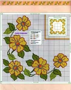 Thrilling Designing Your Own Cross Stitch Embroidery Patterns Ideas. Exhilarating Designing Your Own Cross Stitch Embroidery Patterns Ideas. Cross Stitch Rose, Cross Stitch Borders, Cross Stitch Flowers, Counted Cross Stitch Patterns, Cross Stitch Charts, Cross Stitch Designs, Cross Stitching, Cross Stitch Embroidery, Crochet Flower Patterns