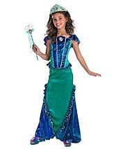 Girls Mermaid Costumes - Ariel Mermaid Costume for Girl