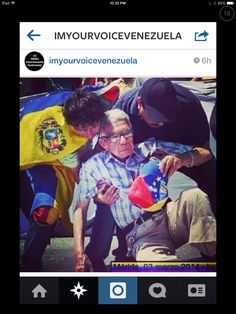 03/03/14 #imyourvoicevenezuela. Praying for this beautiful country. Peace. Human Rights. Freedom of Speech.