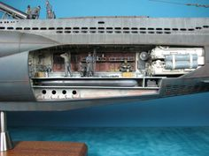 Type VIIC U-Boat by Frank Dargies (Revell 1/72)