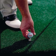 For use by right or left handed golfers this pro artificial grass x golf  practice mat by ProViri features 4 tee holes to extend useful life 11d682f5540