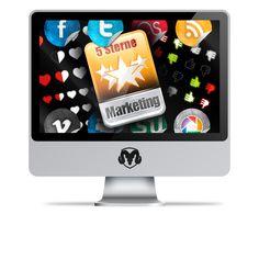 """>>>>> SOCIAL MEDIA <<<<< Was 1990 das Internet war, ist heute """"social media"""" – kein Unternehmen kann es sich mehr leisten, darauf zu verzichten. Knapp eine Milliarde aktive Mitglieder sind allein bei Facebook vertreten. Durch programmierte Präsenzen steigt die Aufmerksamkeit der Besucher um bis zu 40 Prozent. Wir widdern das für Sie!"""