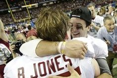 """They,"""" need to take a bow. Alabama's offensive linemen are Kouandjio (6-foot-6, 311 pounds), Chance Warmack (6-3, 320), Barrett Jones (6-5, 302), Anthony Steen (6-3, 303) and D.J. Fluker (6-6, 335). Jones (left foot) left the Georgia Dome field on crutches but said he would be fine for the title game in 37 days."""
