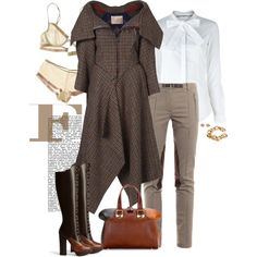 """""""Ready for anything - Bally boots"""" by riquee on Polyvore"""